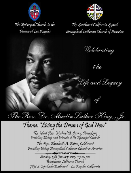 MLK Day Celebration: Los Angeles, CA